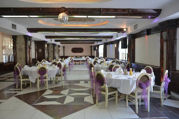 Restoran sala za venčanja